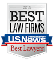 Best Law Firms 2013
