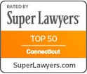 Super Lawyers Top 50 Connecticut - Robert Adelman